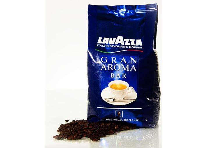 Kawa w ziarnie Lavazza Gran Aroma Bar 1kg