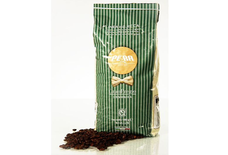 Kawa świeżo palona Pera Gran Pregio