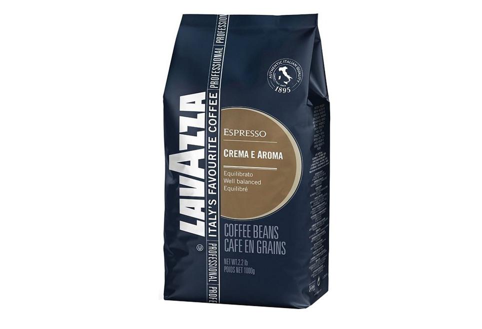 Kawa w ziarnie Lavazza Crema E Aroma
