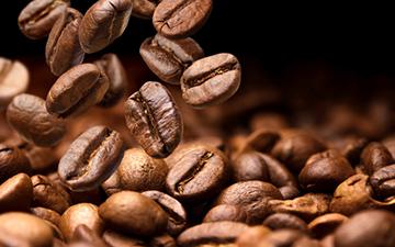 Kawa w ziarnie