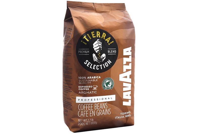 Kawa w ziarnie Lavazza Tierra 1kg