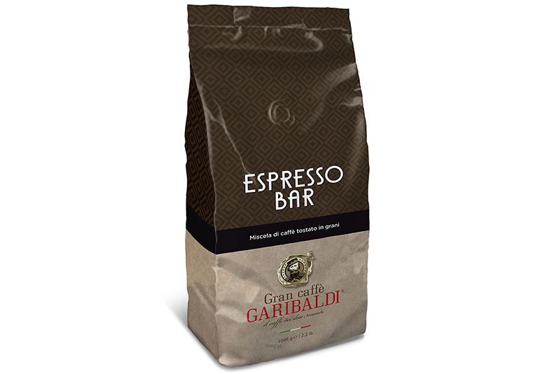 Kawa świeżo palona Garibaldi Espresso Bar 1kg